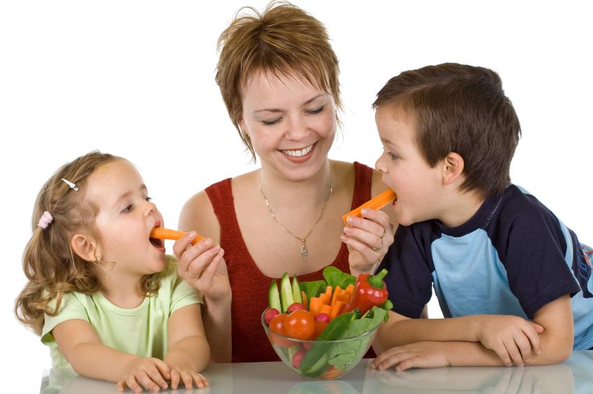 Image result for kids eating healthy